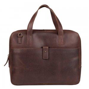"Burkely Vintage Noa Worker 13"" brown"