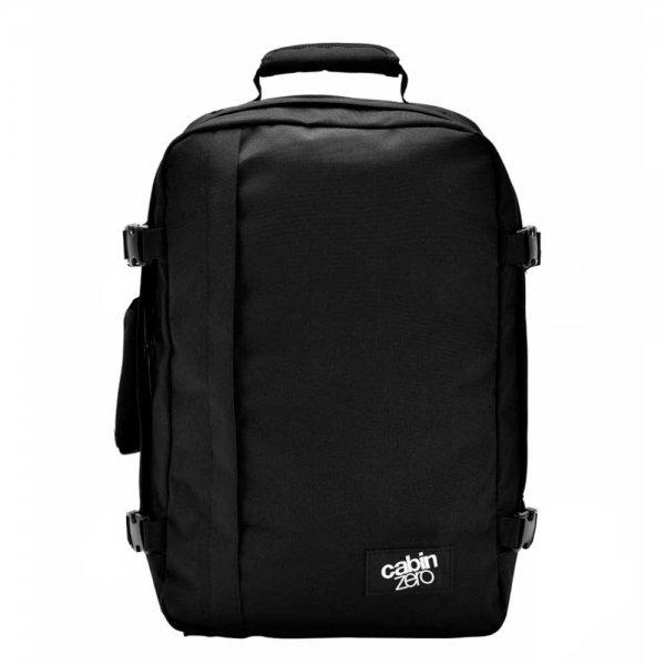 CabinZero Classic 36L Ultra Light Cabin Bag absolute black Weekendtas