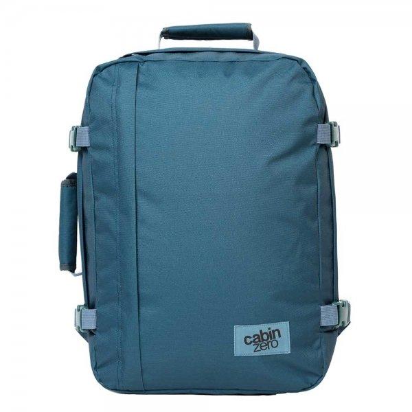 CabinZero Classic 36L Ultra Light Cabin Bag aruba blue Weekendtas