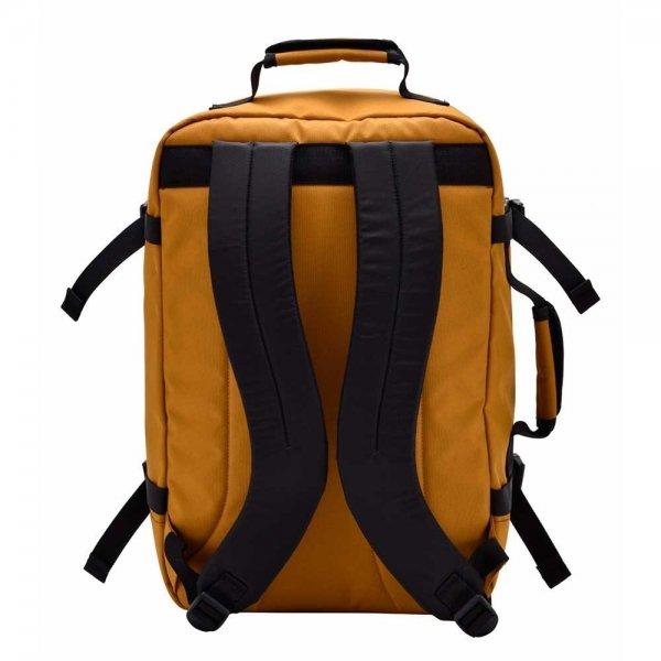 CabinZero Classic 36L Ultra Light Cabin Bag orange chill Weekendtas van Polyester