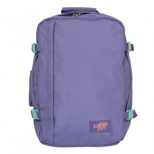 CabinZero Classic 44L Cabin Backpack lavender love Weekendtas
