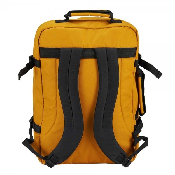 CabinZero Classic Flags 44L Ultra Light Cabin Bag Limited Edition orange chill Weekendtas van Polyester
