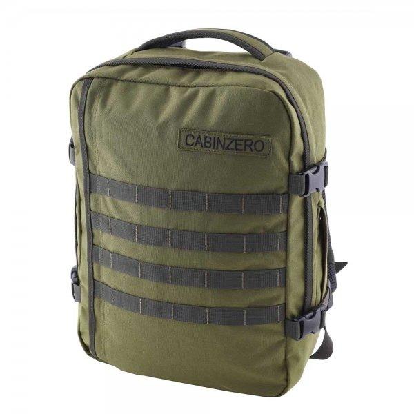 CabinZero Military 28L Lightweight Cabin Bag military green Weekendtas van Nylon