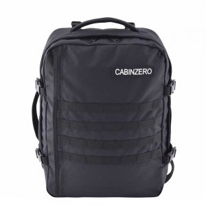 CabinZero Military 36L Lightweight Cabin Bag absolute black Weekendtas