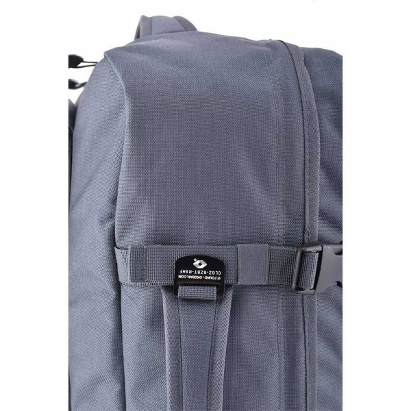CabinZero Military 44L Lightweight Cabin Bag military grey Weekendtas