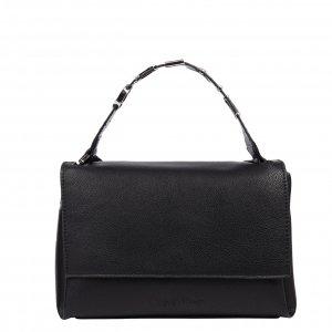Calvin Klein Flap Shoulder Bag MD black Damestas