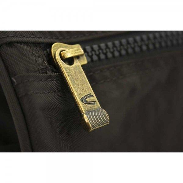 Camel Active Journey Officebag Max bruin van Nylon