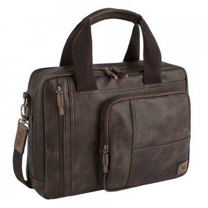 """Camel active Laos Business Bag 15"""" brown"""