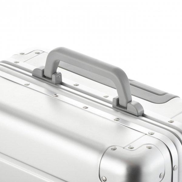 CarryOn Aluminium Trolley 55 ULD aluminium Harde Koffer van Aluminium