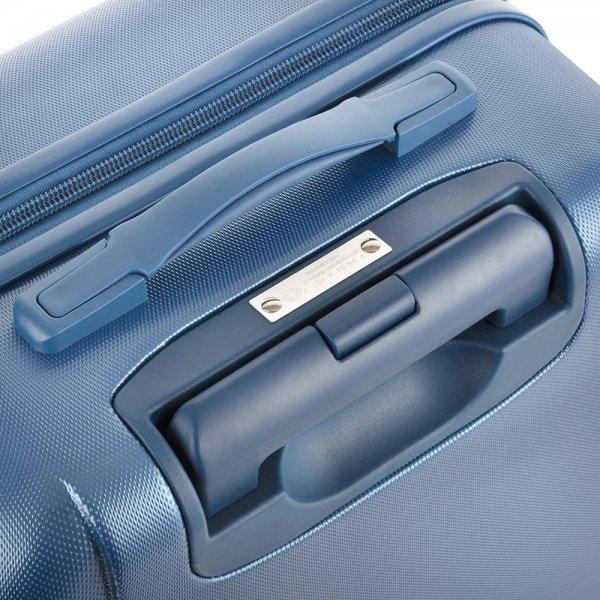 CarryOn Skyhopper 4 Wiel Trolley 68 cool blue Harde Koffer