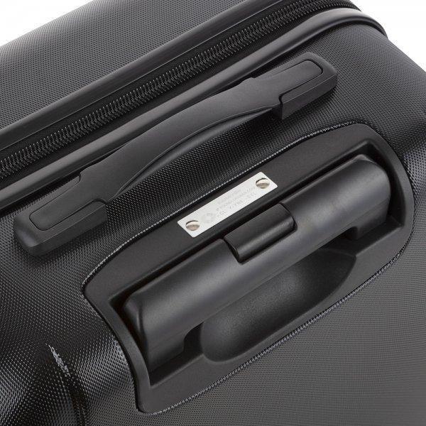 CarryOn Skyhopper Trolleyset 3pcs TSA black