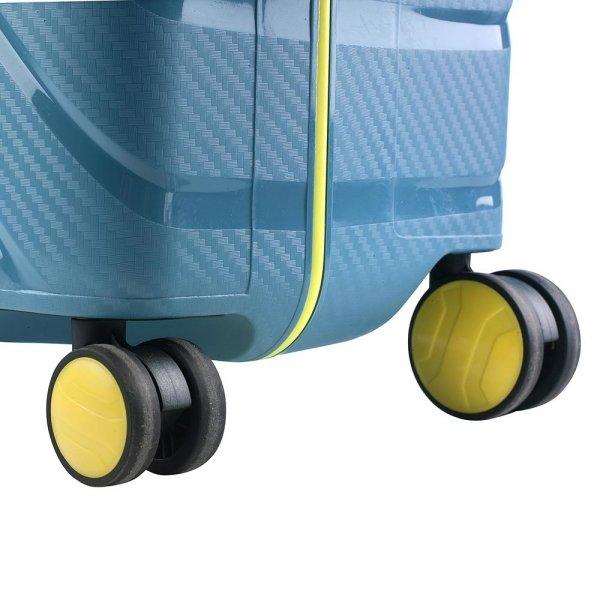 CarryOn Steward Trolleyset 2pc ice blue