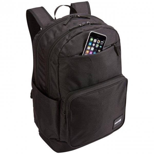 Case Logic Campus Query Backpack 29L black backpack van Polyester