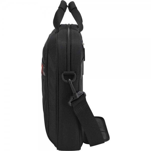 Case Logic DLC Line Laptoptas 17.3'' With Laptop Case black van Polyester