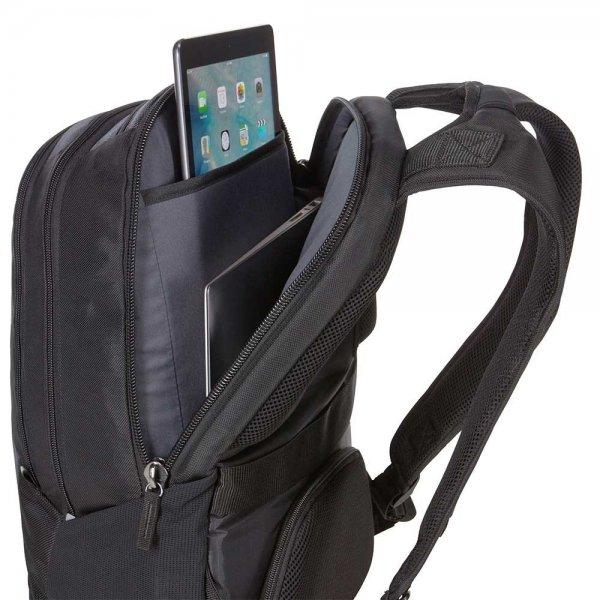 "Case Logic InTransit Laptoprugzak 14.1"" black backpack van Nylon"