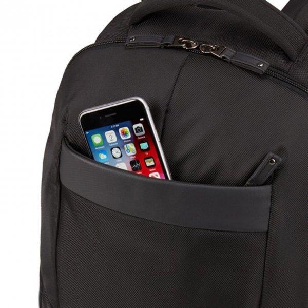 Case Logic Notion 14'' Laptop Backpack black backpack van Nylon