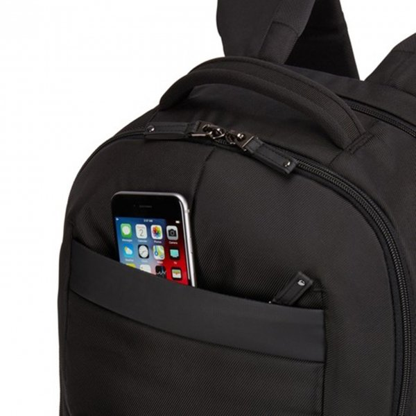 Case Logic Notion 15.6'' Laptop Backpack black backpack van Nylon