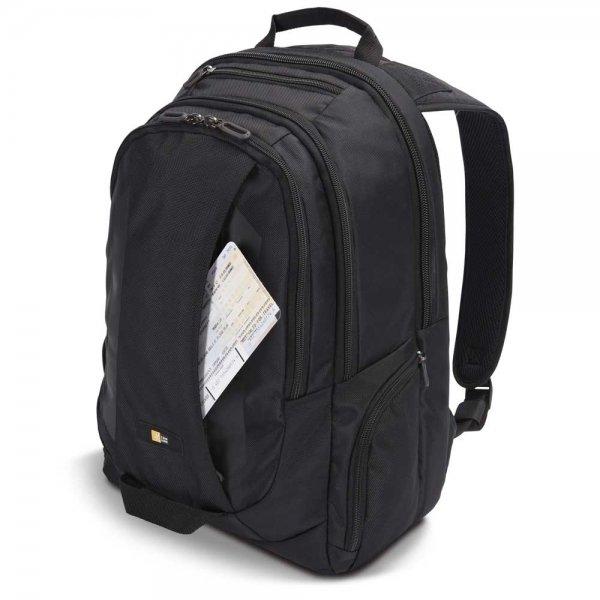 "Case Logic RBP Line Laptop Backpack 15.6"" black backpack van Nylon"