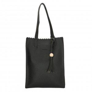 Charm London Covent Garden Shopper zwart II Damestas