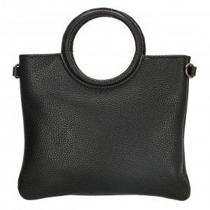 Charm London Elisa Shopper zwart Damestas