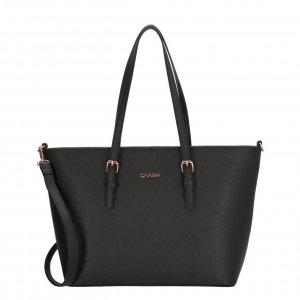 Charm London Marantes Shopper zwart Damestas