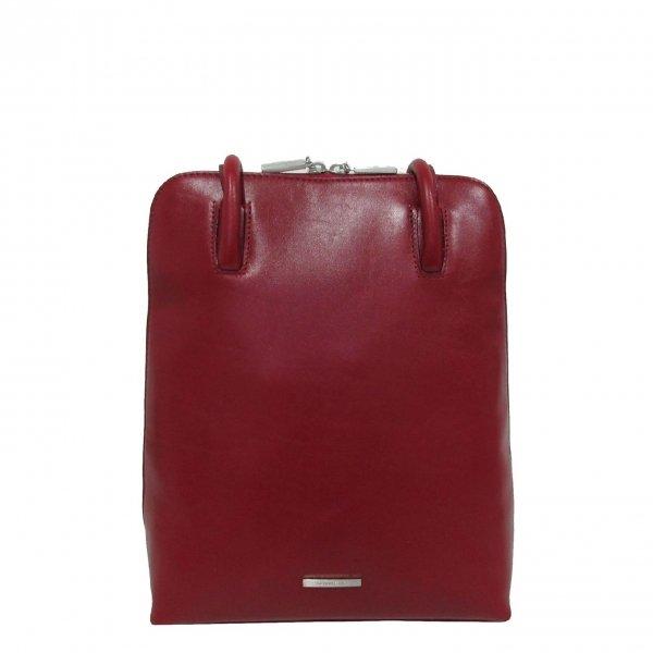 Claudio Ferrici Classico Backpack red Damestas