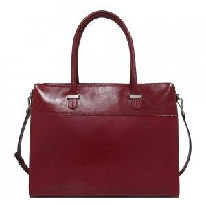Claudio Ferrici Classico Businessbag 15.6'' red