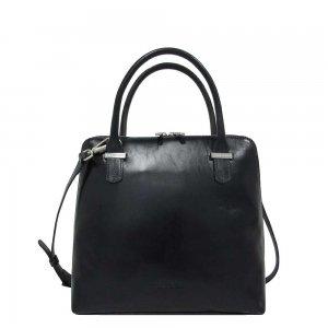 Claudio Ferrici Classico Hand Bag navy Damestas