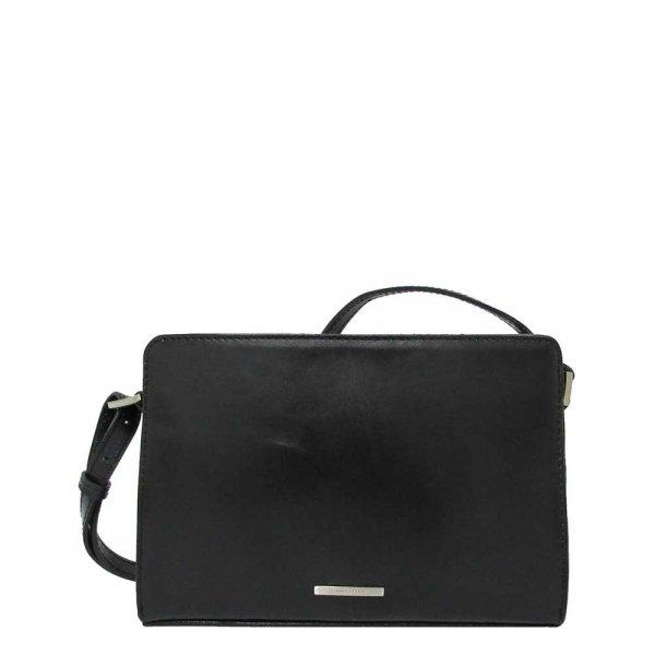 Claudio Ferrici Classico Shoulder Bag black Damestas