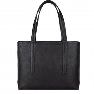 "Cowboysbag Brady 13"" Shopper black Damestas"