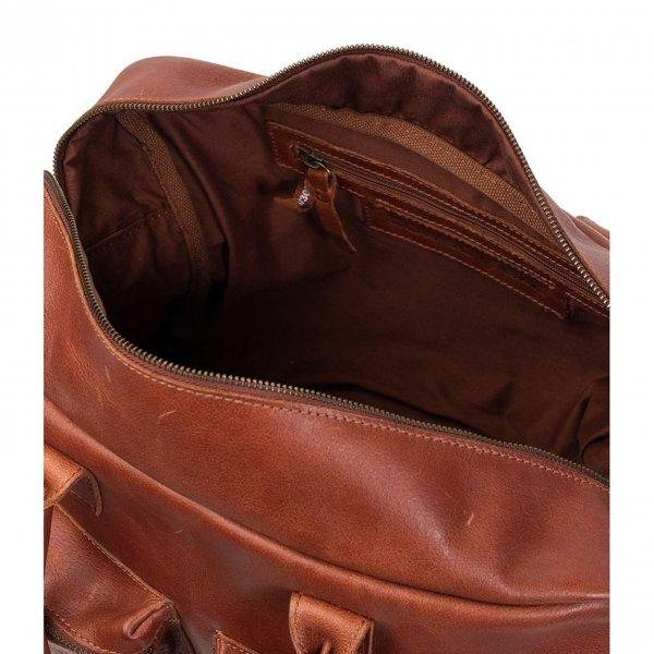 Cowboysbag The Bag Special Schoudertas oak Damestas van Leer