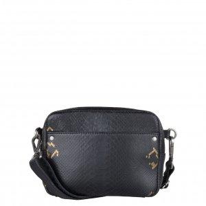 Cowboysbag x Bobbie Bodt Bobbie Bag snake black and gold Damestas