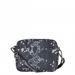 Cowboysbag x Bobbie Bodt Bobbie Bag snake black and white Damestas