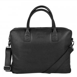 "DSTRCT Fletcher Street Workingbag 15.6"" black"
