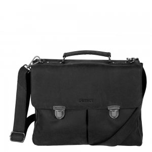 "DSTRCT Wall Street Workingbag 15"" black2"