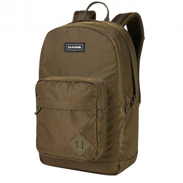 Dakine 365 DLX 27L Rugzak dark olive dobby backpack