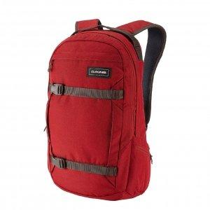 Dakine Mission 25L Rugzak deep red backpack