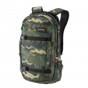 Dakine Mission 25L Rugzak olive ashcroft camo backpack