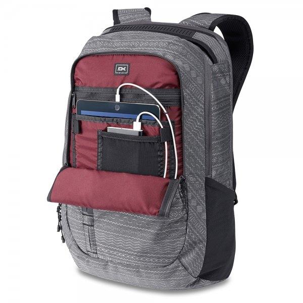Dakine Network 30L Rugzak carbon backpack van Polyester