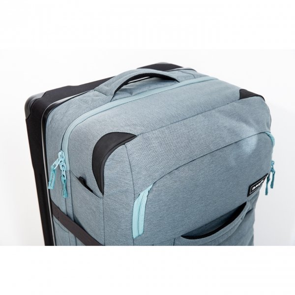 Dakine Split Roller 110L carbon Trolley Reistas van Polyester
