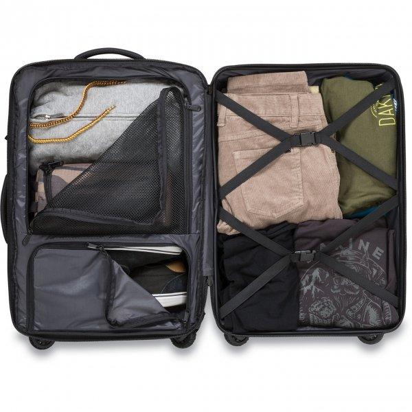 Dakine Terminal Spinner 40L black Zachte koffer van Polyester