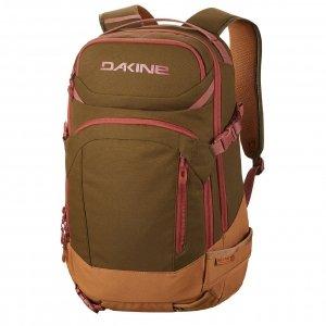 Dakine Womens Heli Pro 20L Rugzak dark olive caramel backpack