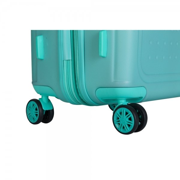 Decent Maxi Air Trolley 77 Expandable mint groen Harde Koffer