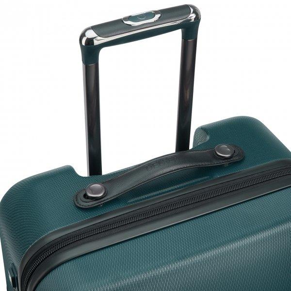 Harde koffers van Delsey