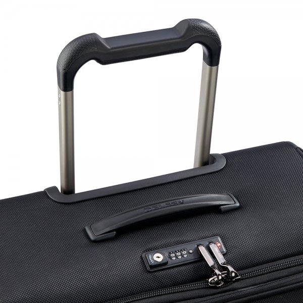Zachte koffers van Delsey