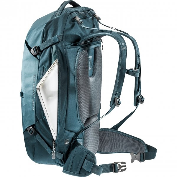 Reistassen zonder wielen van Deuter