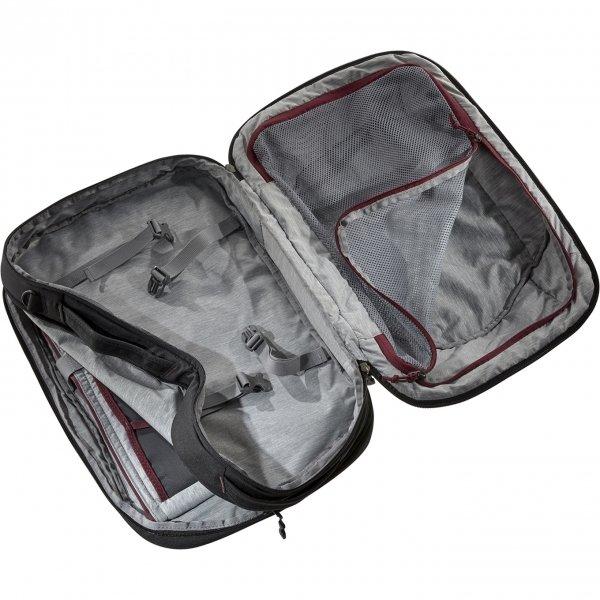Deuter Aviant Carry On 28 SL black backpack van Polyester