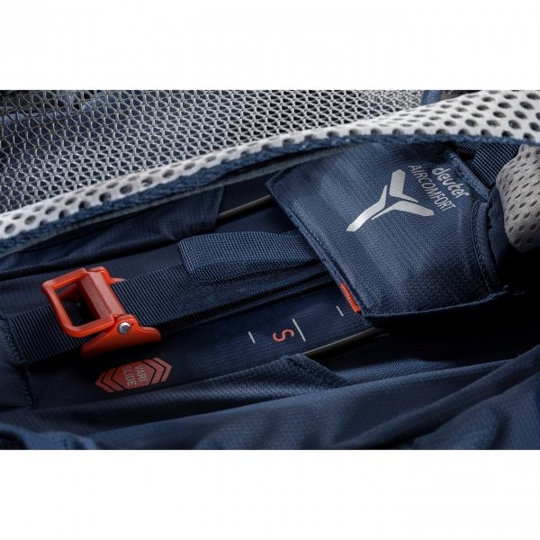 Deuter Futura Vario 45+10 SL Backpack navy backpack van Polyester