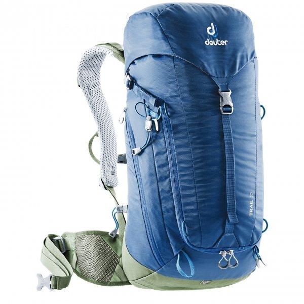 Deuter Trail 22 Backpack steel/khaki backpack