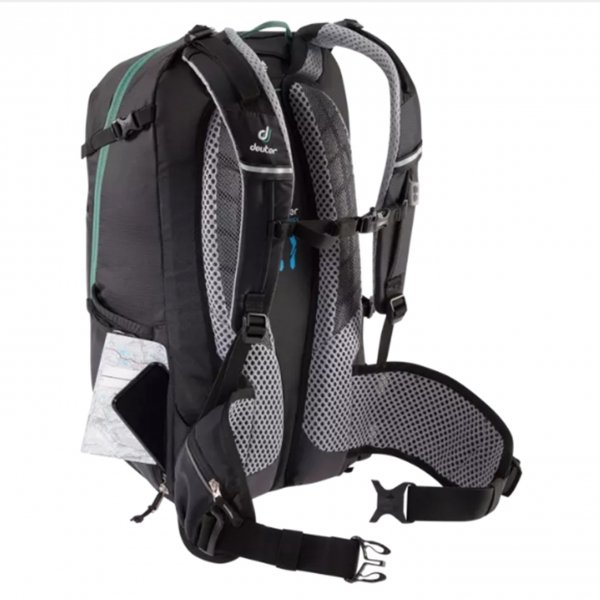 Deuter Trans Alpine 24 Backpack black backpack van Polyester